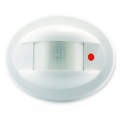 Dual infrared directional curtain detector