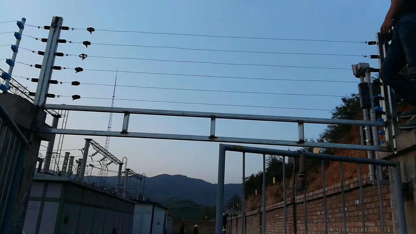 athenalarm electric security fence projects 2