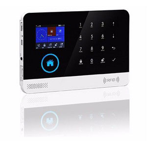 GPRS WIFI Dual Network Alarm Host